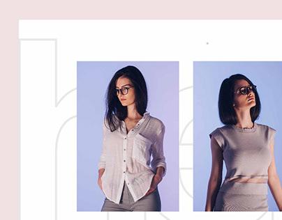 her – Studio Photography & Editoral Design,