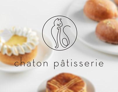 Chaton Pâtisserie