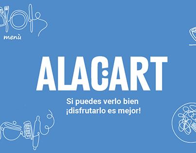 Alacart - Manual de usuario