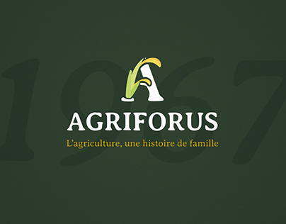 AGRIFORUS - Logo & Branding