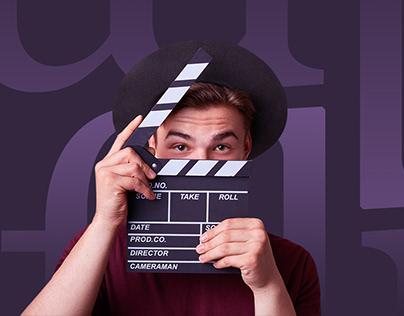 iFilms Media Brand Identity Design