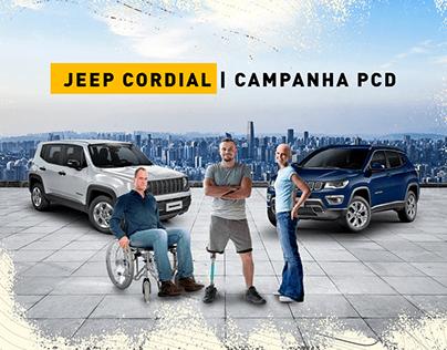 Jeep Cordial | Campanha PCD