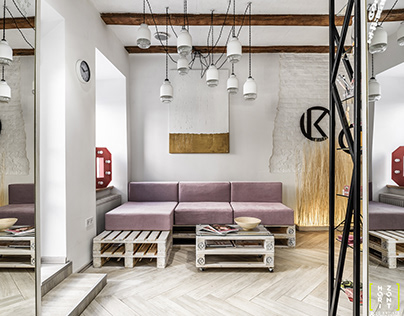 Interior design beauty salon | Beauty Club O.K. | Photo
