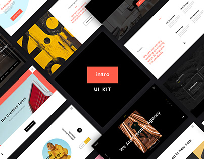 Intro UI Kit