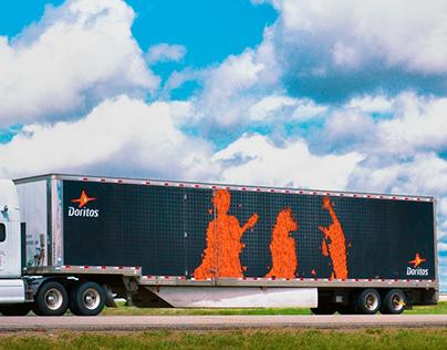 Doritos® Truck Artwork Refresh