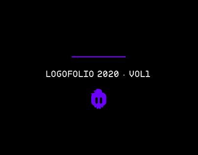 Logofolio 2020 - vol 1