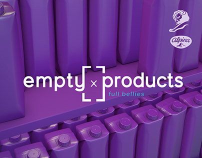 Empty products / Young Lions PR 2021