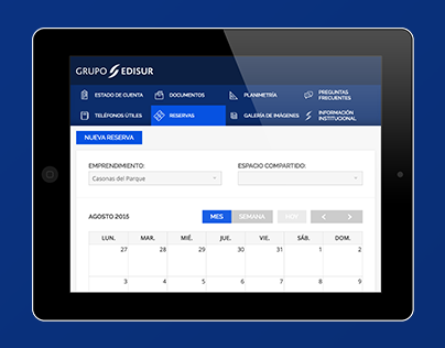 Edisur - Customer Management System