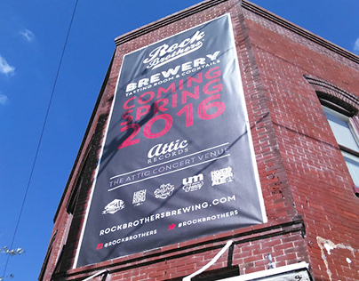 Rock BrothersBrewing Coming Soon Banner