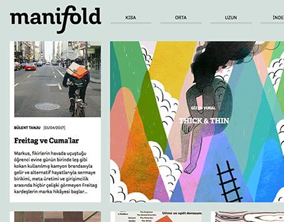 Manifold - online journal
