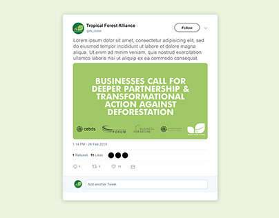 TFA Social Media Campaign | Amazon Fires