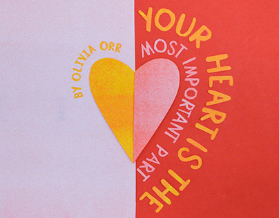 Your Heart is the most Important Part