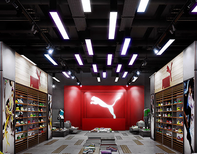 Puma projects | Photos, videos, logos, illustrations and ...