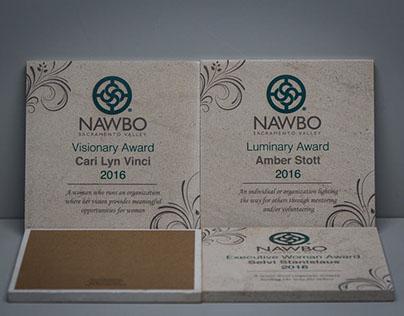 NAWBO Tile Award