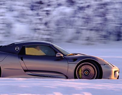 Porsche Driving Experience 2016