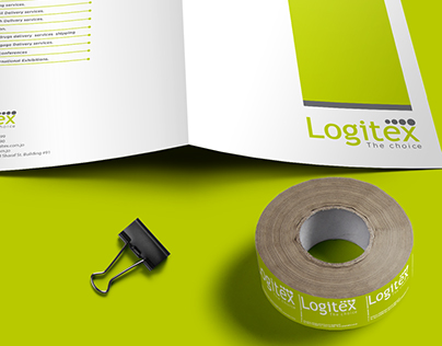 Logitex Branding Identity