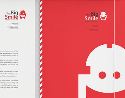 The Big Smile | Corporate Identity