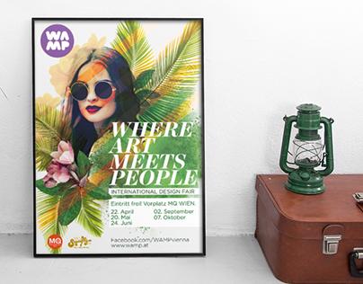 WAMP Vienna 2017 - International Design Fair
