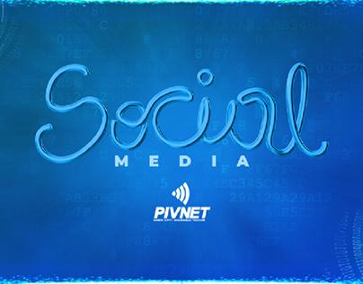 Social Media - PIVNET (Mídias Sociais)