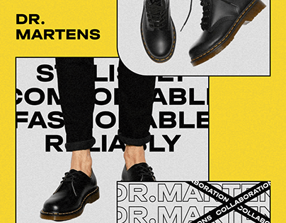 DR. MARTENS — E-Store