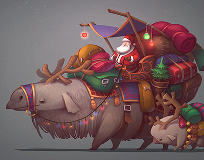 Santa Claus concepts