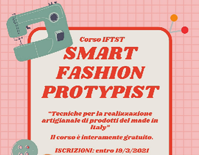 Corso Smart Fashion Protypist