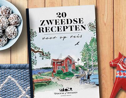 Swedish recipe book
