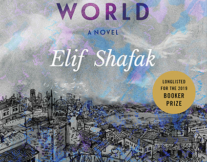 Book Cover- 10 Minutes 38 Seconds In This Strange World