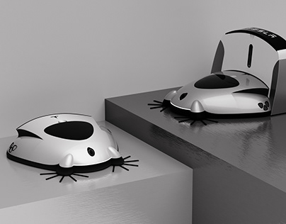 TLEAN : Tesla Household Robot Cleaner