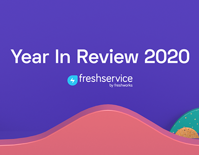 Year In Review 2020 by freshservice