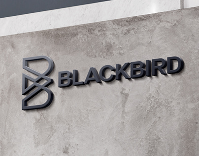 BLACKBIRD Home Design—Build Branding