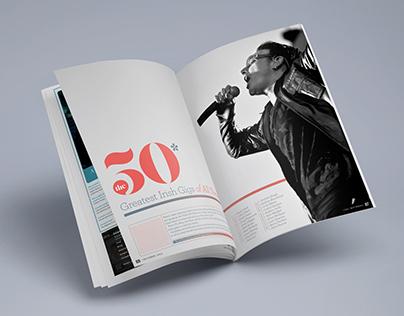 Hot Press Magazine