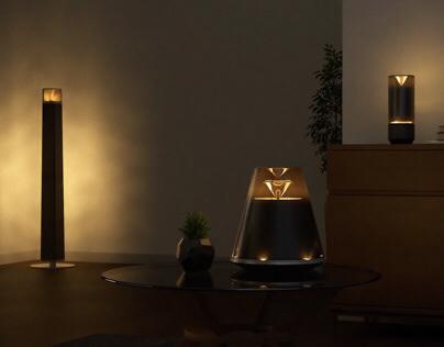 YAMAHA Relit - Light & Music