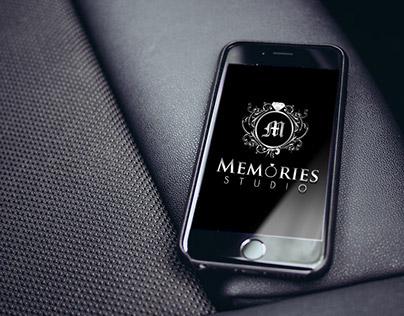 Wedding logo - Memories