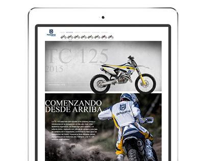 Husqvarna Motos Argentina