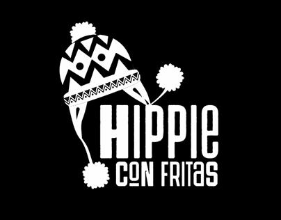hippie con fritas
