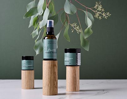 BONOBO Cosmetics rebranding