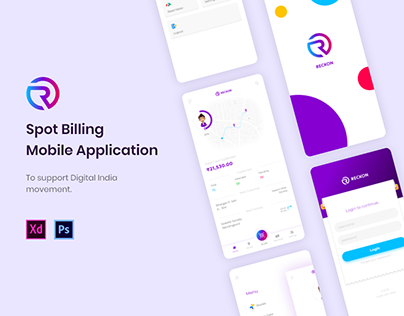 Spot Billing Mobile Application