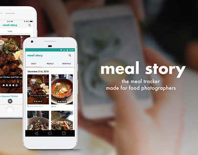 Meal Story - A Food Photo Diary App