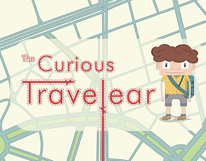 The Curious Travelear A Festival Guide - Student Work