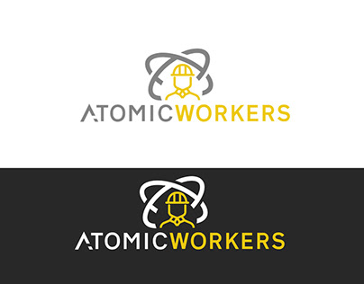 Logo design for Atomic Workers