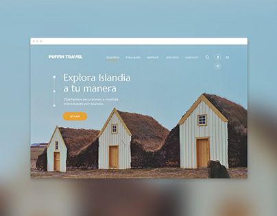 Puffin Travel Web