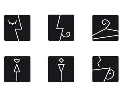 Pictogram, Sign, Icon
