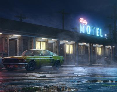 Misty Motel