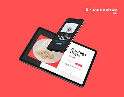 E-commerce | Online Store Promo