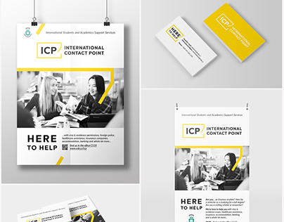 Corporate Identity - International Contact Point