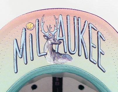Milwaukee Bucks Cap