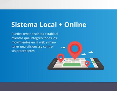 Service presentation - Portalweb