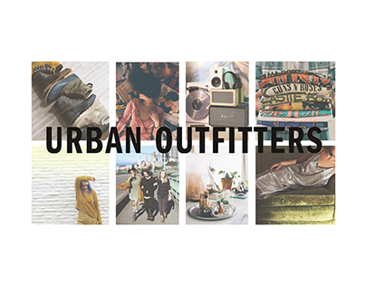 URBAN OUTFITTERS - 6 Month Buying Plan