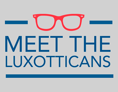 Meet the Luxotticans